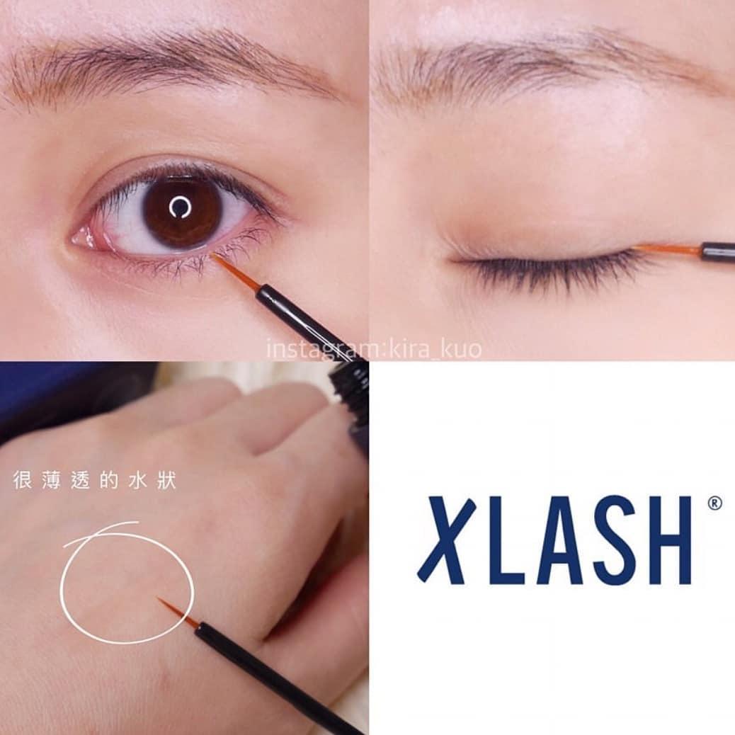 XLASH 阿米娅睫毛臻萃精华液不会有过敏现象