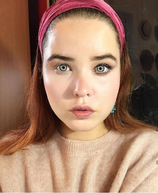 阿米娅xlash睫毛膏的使用效果